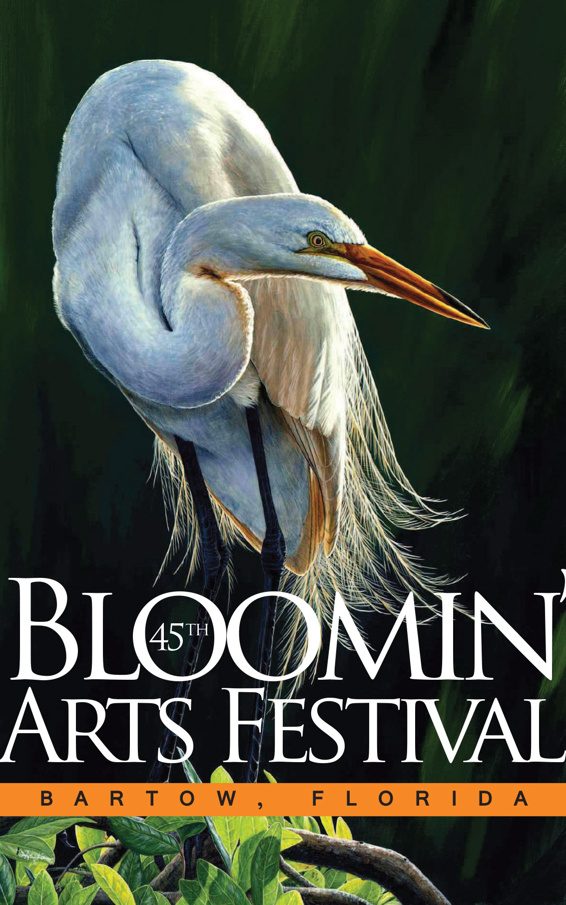 Stephen Koury Images chosen for Bloomin' Arts T-Shirt and Poster 2016