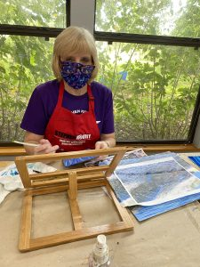 1 on 1 Artist Painting Workshop Jan 8-10
